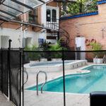 foto frontal de la piscina del centro de veterinaria y zootecnia sede la frontera