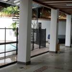 foto lateral de la piscina del centro de veterinaria y zootecnia sede la frontera
