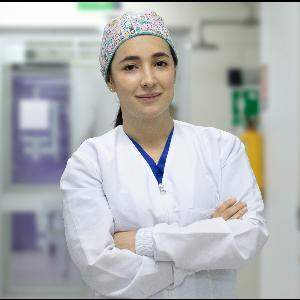 imagen una doctora