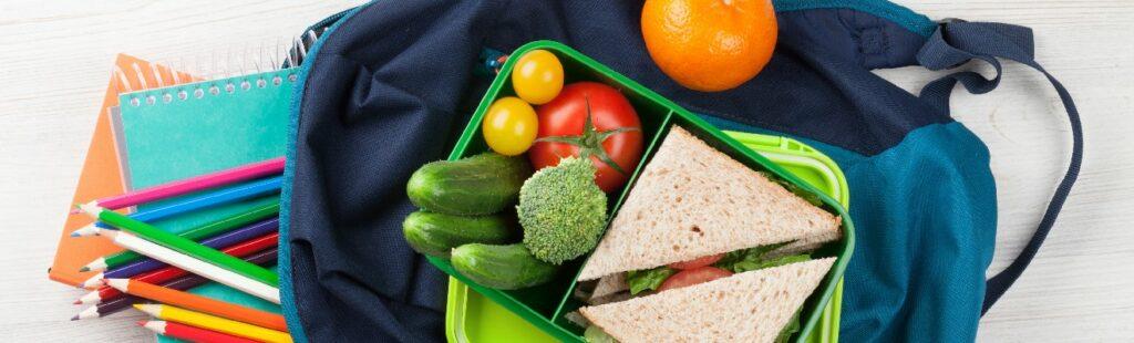 imagen de alimentos saludables variado de carbohidratos nutrientes